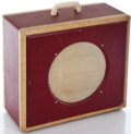 Musical Instruments:Amplifiers, PA, & Effects, 1956 Valco Guitar Amplifier, Serial #X57996....