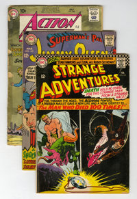 Miscellaneous Low Grade Silver Age Comics Short Box Group (Various Publishers, 1950s-60s) Condition: Average FR