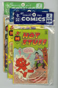 Bronze Age (1970-1979):Cartoon Character, Harvey-Pax Comics File Copy Group (Harvey, 1970s) Condition:Average NM-.... (Total: 16 Items)