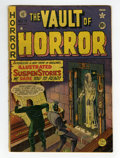 Golden Age (1938-1955):Horror, Vault of Horror #13 (EC, 1950) Condition: GD/VG....