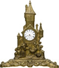 Timepieces:Pocket (pre 1900) , J. Sewill Liverpool Fusee, Unique Pocket Watch Stand. ...