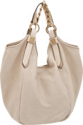 Luxury Accessories:Bags, Givenchy Large Off-White Sacca Chain Handle Tote Bag. ...