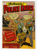 Golden Age (1938-1955):Crime, Authentic Police Cases #13 (St. John, 1951) Condition: FN+....
