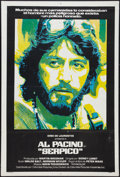 "Movie Posters:Crime, Serpico (Paramount, 1974). Argentinean Poster (29"" X 43""). Crime.. ..."