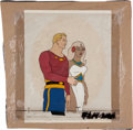 Animation Art:Limited Edition Cel, New Adventures of Flash Gordon Animation Cel Original Art(Filmation, 1979)....