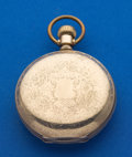 Timepieces:Pocket (post 1900), Rockford 15 Jewel 18 Size Hunter's Case Pocket Watch. ...