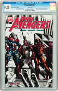 Modern Age (1980-Present):Miscellaneous, Marvel Modern Age CGC-Graded Group (Marvel, 1989-2009) CGC NM/MT 9.8 White pages.... (Total: 5 Comic Books)