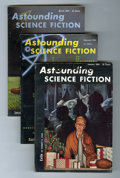 Pulps:Science Fiction, Assorted Science Fiction Digest Pulps Box Lot (Various, 1954-63)Condition: Average VG/FN....