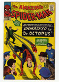Silver Age (1956-1969):Superhero, The Amazing Spider-Man #12 (Marvel, 1964) Condition: FN/VF....