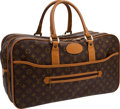 Luxury Accessories:Travel/Trunks, Louis Vuitton French & Co. Classic Monogram Canvas LargeThree-Compartment Weekend Bag. ...