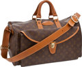 Luxury Accessories:Travel/Trunks, Louis Vuitton French & Co. Classic Monogram Canvas OvernightBag. ...