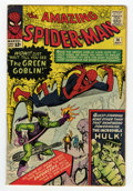 Silver Age (1956-1969):Superhero, The Amazing Spider-Man #14 (Marvel, 1964) Condition: VG/FN....