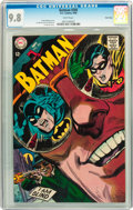 Silver Age (1956-1969):Superhero, Batman #205 Twin Cities pedigree (DC, 1968) CGC NM/MT 9.8 White pages....