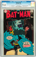 Silver Age (1956-1969):Superhero, Batman #217 Twin Cities pedigree (DC, 1969) CGC NM+ 9.6 Off-white to white pages....