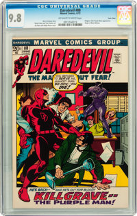 Daredevil #88 Twin Cities pedigree (Marvel, 1972) CGC NM/MT 9.8 Off-white to white pages