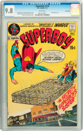 Bronze Age (1970-1979):Superhero, Superboy #176 Twin Cities pedigree (DC, 1971) CGC NM/MT 9.8 White pages....