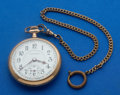 Timepieces:Pocket (post 1900), Illinois Segerstrom's Special Two-Tone Grade 706 Pocket Watch. ...