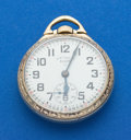 Timepieces:Pocket (post 1900), Elgin 21 Jewel 571 B.W. Raymond Pocket Watch. ...