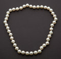 Estate Jewelry:Pearls, Estate Double Strand Pearl Bracelet. ...