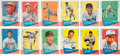 "Baseball Cards:Lots, Signed 1961 Fleer ""Baseball Greats"" Card Collection (35). ..."