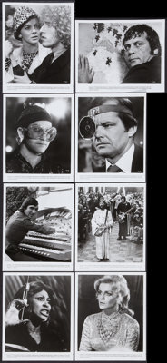 """Tommy (Columbia, 1975). Photos (17) (8"""" X 10"""") and Press Kit Pages (Multiple, 8.5' X 11""""). Rock and Roll..."""