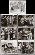 """Movie Posters:Musical, Tonight and Every Night (Columbia, 1945). Photos (7) (8"""" X 10""""). Musical.. ... (Total: 7 Items)"""