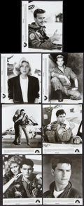"Movie Posters:Action, Top Gun (Paramount, 1986). Photos (20) (8"" X 10""). Action.. ...(Total: 20 Items)"