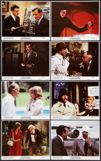 "Trail of the Pink Panther (United Artists, 1982). Mini Lobby Card Set of 8 and Photos (4) (8"" X 10""). Comedy..."