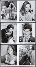 """Movie Posters:Drama, The Last Picture Show (Columbia, 1971). Photos (12) (8"""" X 10""""). Drama.. ... (Total: 12 Items)"""