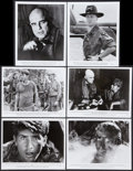 """Movie Posters:War, Apocalypse Now (United Artists, 1979). Photos (18) (8"""" X 10"""").War.. ... (Total: 18 Items)"""