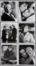 """Movie Posters:Hitchcock, Torn Curtain and Other Lot (Universal, 1966). Photos (12) (8"""" X 10""""). Hitchcock.. ... (Total: 12 Items)"""