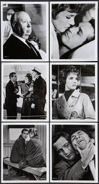 """Torn Curtain and Other Lot (Universal, 1966). Photos (12) (8"""" X 10""""). Hitchcock. ... (Total: 12 Items)"""