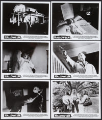 "Halloween (Compass International, 1978). Photos (12) (8"" X 10""). Horror. ... (Total: 12 Items)"