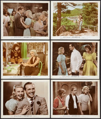 """Having Wonderful Time (RKO, 1938). Color-Glos Photos (6) (8"""" X 10""""). Comedy. ... (Total: 6 Items)"""