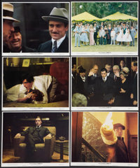 """The Godfather Part II (Paramount, 1974). Color Photo Set of 12 (8"""" X 10""""). Crime. ... (Total: 12 Items)"""