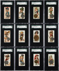 "Non-Sport Cards:Sets, 1889 N72 Duke ""Coins of all Nations"" Complete Set (50) - #1 on the SGC Set Registry! ..."