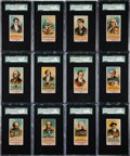"Non-Sport Cards:Sets, 1887 N365 Lone Jack ""Inventors and Inventions"" Complete Set (25) -#1 on the SGC Set Registry! ..."