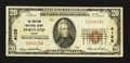 National Bank Notes:Maine, Portland, ME - $20 1929 Ty. 1 The Portland NB Ch. # 4128. ...
