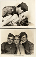 "Movie Posters:War, Hell's Angels (United Artists, 1930). Photos (5) (8"" X 10"").. ...(Total: 5 Items)"