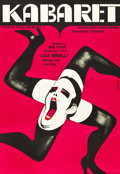 "Movie Posters:Musical, Cabaret (Allied Artists, 1973). Polish Poster (22.75"" X 33"").. ..."