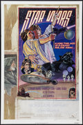 "Movie Posters:Science Fiction, Star Wars (20th Century Fox, 1977). One Sheet (27"" X 41"") Style D.Science Fiction.. ..."