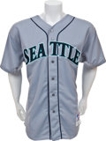 Baseball Collectibles:Uniforms, 2000 Alex Rodriguez Game Worn Seattle Mariners Jersey....
