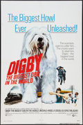 """Movie Posters:Fantasy, Digby, the Biggest Dog in the World and Others Lot (Cinerama Releasing, 1974). One Sheets (3) (27"""" X 41""""). Fantasy.. ... (Total: 3 Items)"""