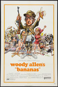 """Movie Posters:Comedy, Bananas (United Artists, 1971). One Sheet (27"""" X 41""""). Comedy.. ..."""