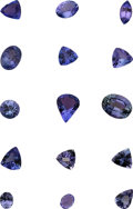Estate Jewelry:Unmounted Gemstones, Unmounted Tanzanites. ...