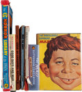 Memorabilia:MAD, Mad Magazine and EC Hardcover Book Group (Various publishers,1958-2004).... (Total: 7 Items)