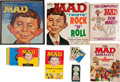 Memorabilia:MAD, Mad Pot Pourri Group (No Publisher, 1958-99).... (Total: 9 Items)