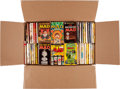 Memorabilia:MAD, Mad Paperback Box Lot (Various publishers, 1960s-70s).... (Total: 72 Items)