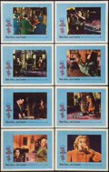 """Movie Posters:Horror, Whatever Happened to Baby Jane? (Warner Brothers, 1962). Lobby Card Set of 8 (11"""" X 14""""). Horror.. ... (Total: 8 Items)"""