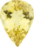 Estate Jewelry:Unmounted Gemstones, Unmounted Citrine. ...